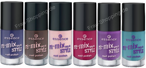 essence re-mix your style Nagellacke