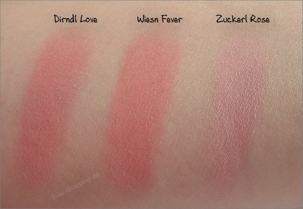Manhattan loves Oktoberfest Rouge Swatch