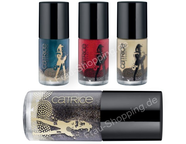 Preview: Catrice Welcome to Las Vegas - Nagellack