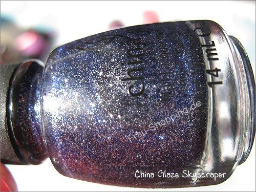 China Glaze Scyscraper