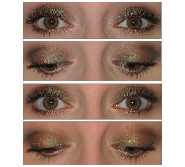 AMU mit Manhattan Liquuid Metals Gold Fever Palette