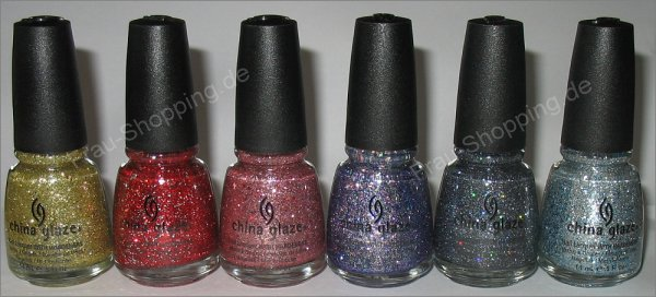 China Glaze Eye Candy Kollektion