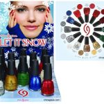 Preview: China Glaze Let it Snow und Eye Candy
