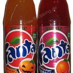 Fanta Halloween – Mandarine und Fruchtmix