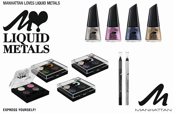 Manhattan Liquid Metals Limited Edition