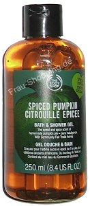 The Body Shop Spiced Pumpkin Duschgel