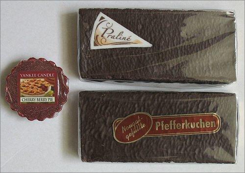 Post für mich: Yankee Tart und Pfefferkuchen