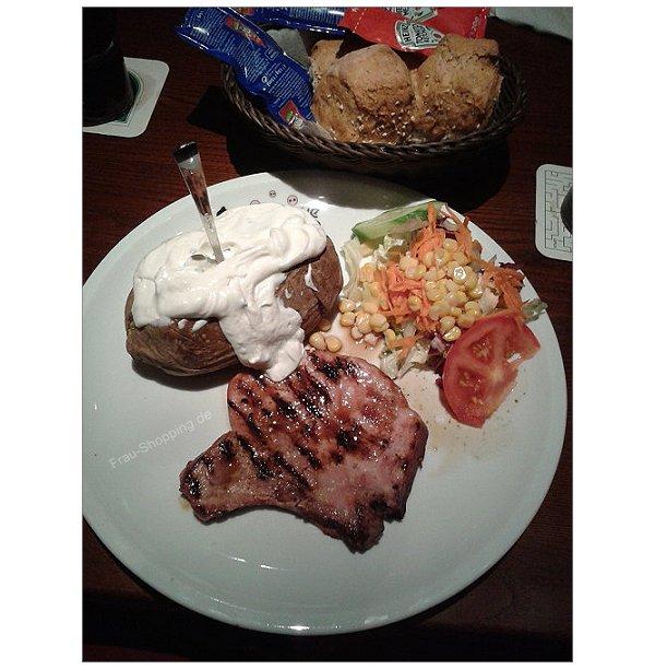 Essen bei Schweinske