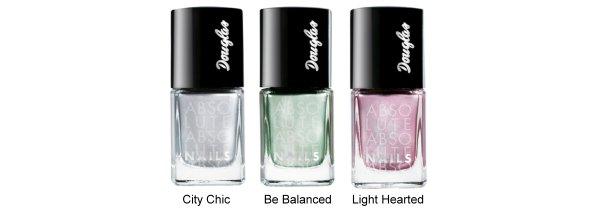 Douglas Absolute Nails Spring Collection CHROM'ADDICT