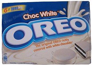 Oreo Choc White