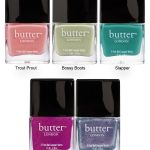Preview: butter London Spring/Summer 2012