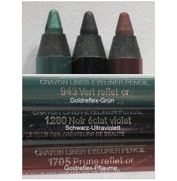 agnes b. Metallic Eyeliner von CCB Paris