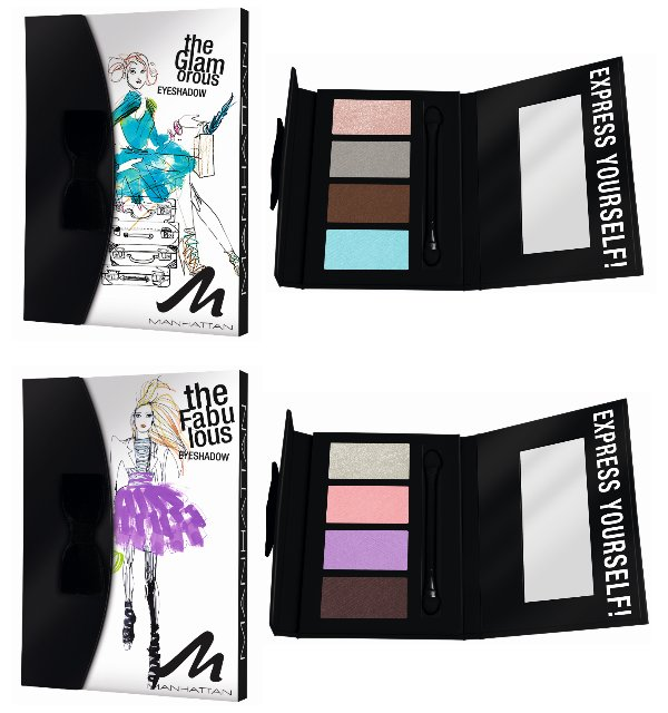 Manhattan Fab Fashionista The Glam und The Fabulous Palette