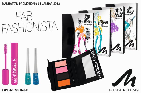 Manhattan Fab Fashionista Limited Edition
