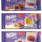Milka Happy Birthday Tafeln