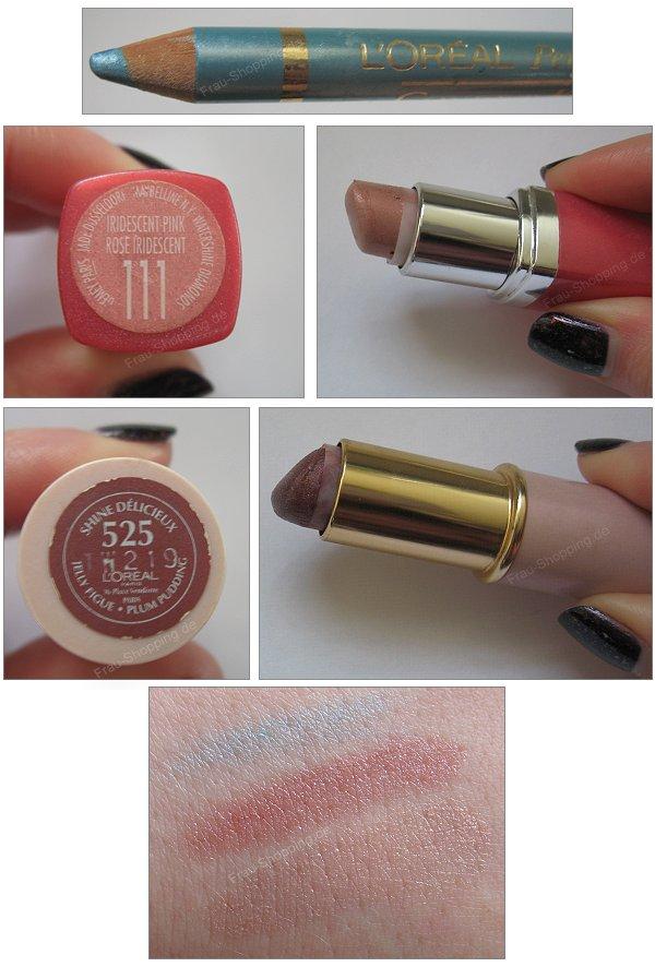 TAG - Meine ältesten Kosmetikprodukte