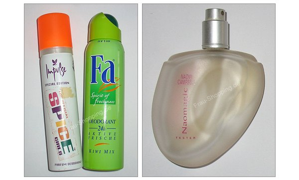 TAG - Mein ältestes Kosmetikprodukt - Düfte