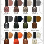 Preview: China Glaze Capitol Colours