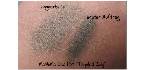 MeMeMe Dew Pot Tangled Ivy Swatch