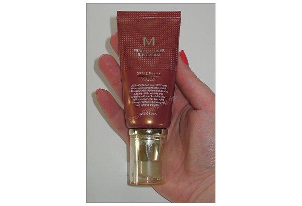 Missha Perfect Cover BB Cream 21 große Tube