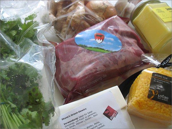Meine TastyBox für Fleischliebhaber