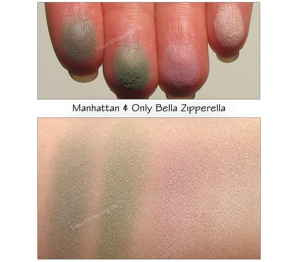 Manhattan Only Bella Zipperella Swatch
