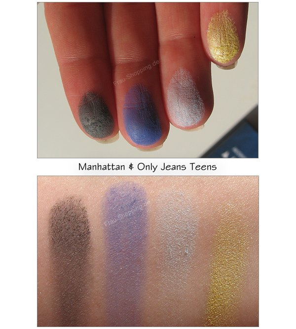 Manhattan Only Jeans Teens Swatch
