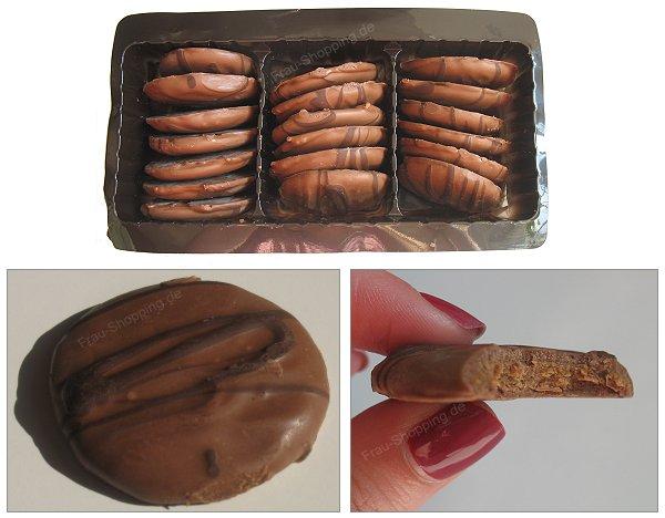 Milchschokolade mit Speculoos von Stefan Vanden Meerssche ausgepackt