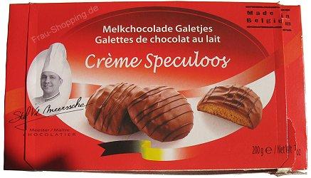 Milchschokolade mit Speculoos von Stefan Vanden Meerssche