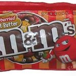 M&M's Strawberried Peanut Butter