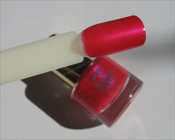 p2 Mission Summer Look Nagellack Barbados Punch