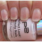 Frisch lackiert: p2 Perfect Look Beauty Nails Nr. 020 rose touch
