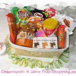 4 Jahre Frau Shopping – 4 Gewinnspiele: Tag 1