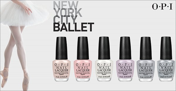 Preview OPI New York City Ballet