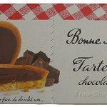Bonne Maman Tartelettes chocolat noir