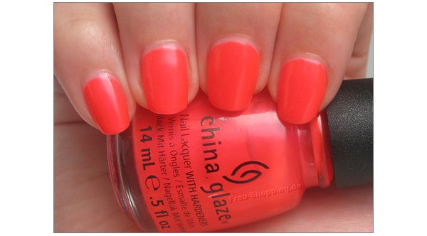 China Glaze Surfin for Boys