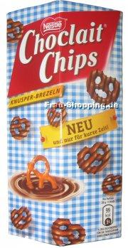 Choclait Chips Knusper-Brezeln