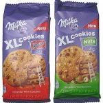 Milka XL Cookies Daim und Nuts