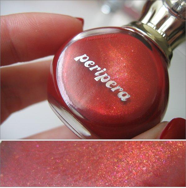 Peripera P029 Luxury Red