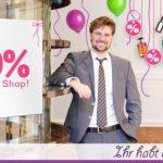 Nur kurz: 20% Rabatt bei Parfümerie Pieper