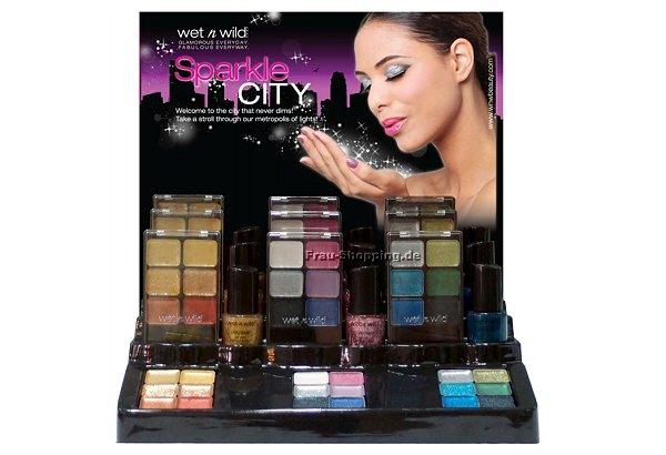 Wet'n'Wild Hot Spot Sparkle City - ab Oktober 2012