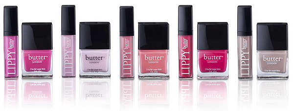 Butter London Lippy Collection