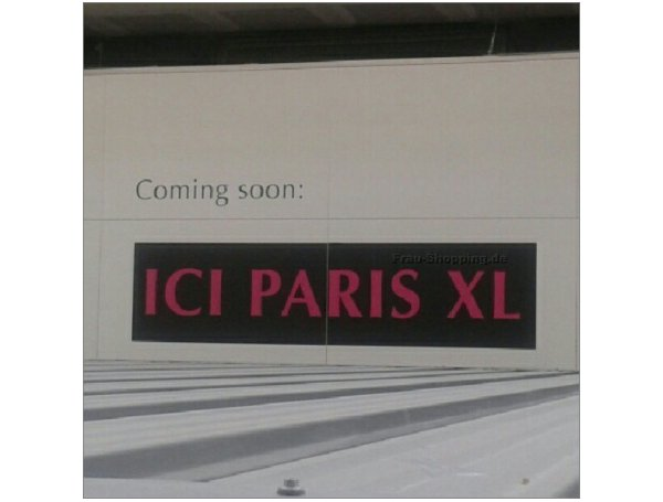 ICI Paris XL eröffnet im Centro