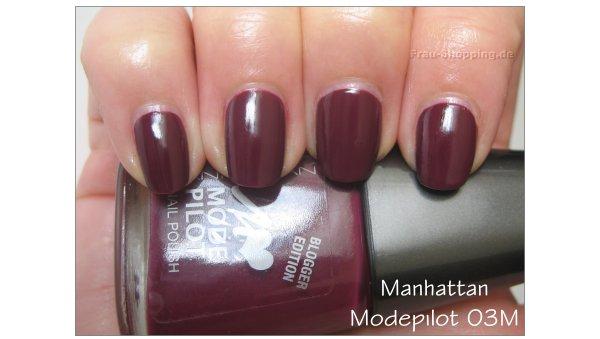 Manhattan Modepilot 03M