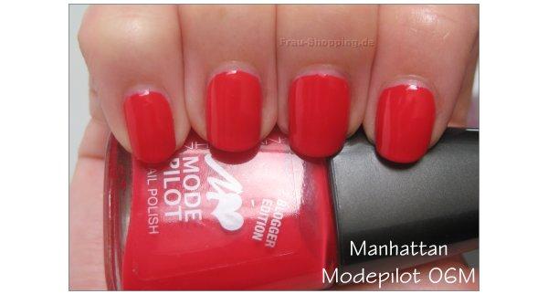 Manhattan Modepilot 06M