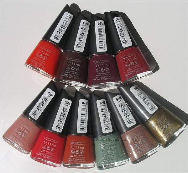 Manhattan Nagellack Blogger Edition Modepilot