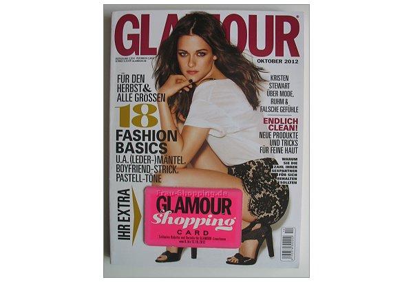 Glamour Shopping Week Oktober 2013