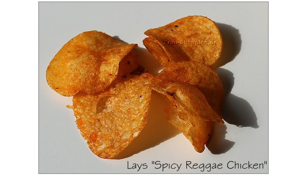 Lays Spicy Reggae Chicken Chips