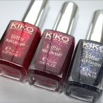 KIKO Dashing Holidays – meine Nagellacke