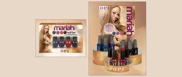 Preview: OPI Mariah Carey Kollektion